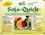 Soja-Quick, 6 x 500g  vegetarische genfreie Alternative zu Fleisch
